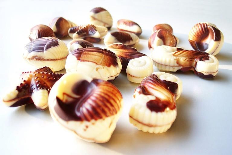 Delicious Belgian Chocolates   ©Pixabay