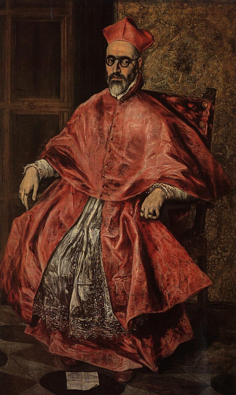 El Greco, Cardinale Fernando Niño de Guevara, 1596-1600©Barbara Meletto