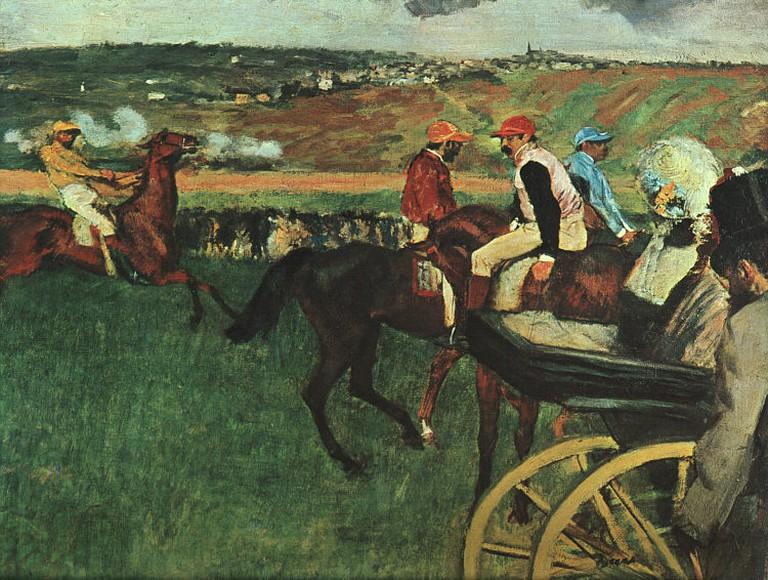 © Degas/Wiki Commons