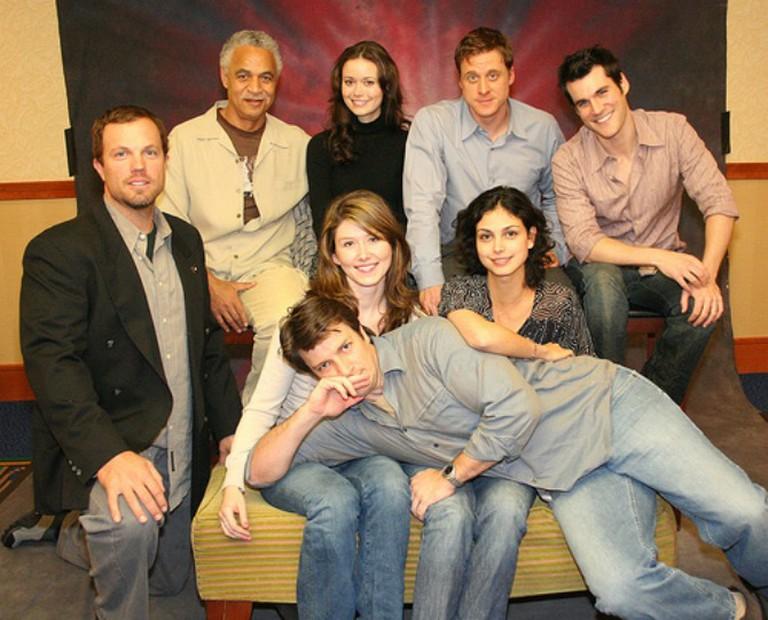 Firefly cast in 2005 | © Raven Underwood/Flickr