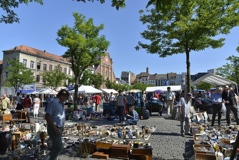 The Jeu de Balle Flea Market /©Stephane Mignon/Flick