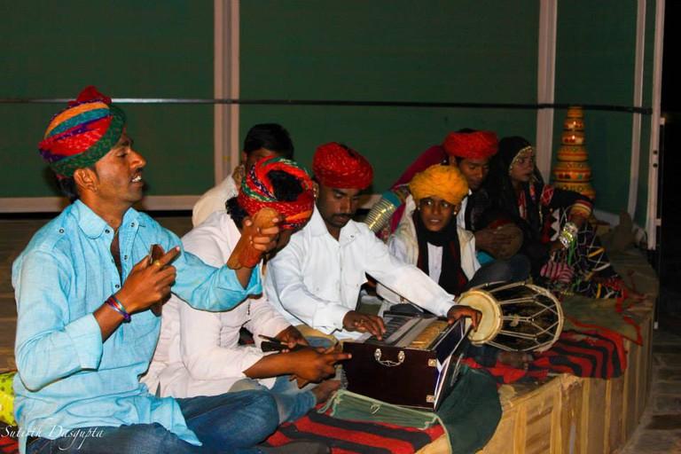 Folk Musicians | © Sutirth Dasgupta