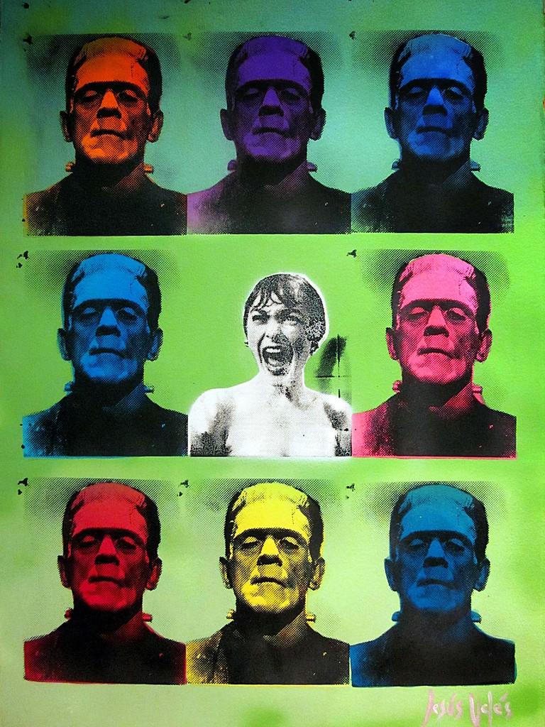 Frankenstein Psicosis | © Jesús Uclés