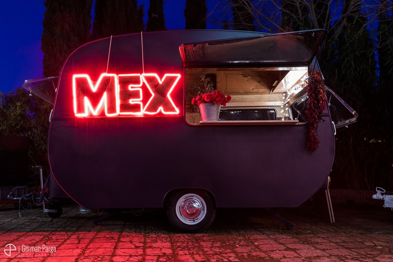 El MEX food truck | Courtesy of La Cocina Palpita