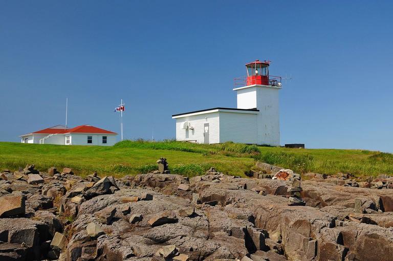 Grand Passage Lighthouse