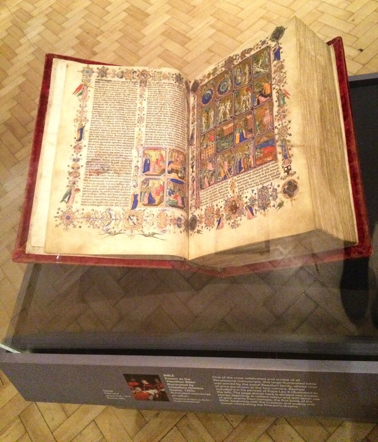 The Hamilton Bible   © A.Winners