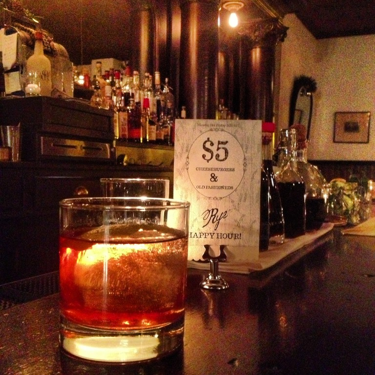 Old Fashioned | Image Courtesy of Rye