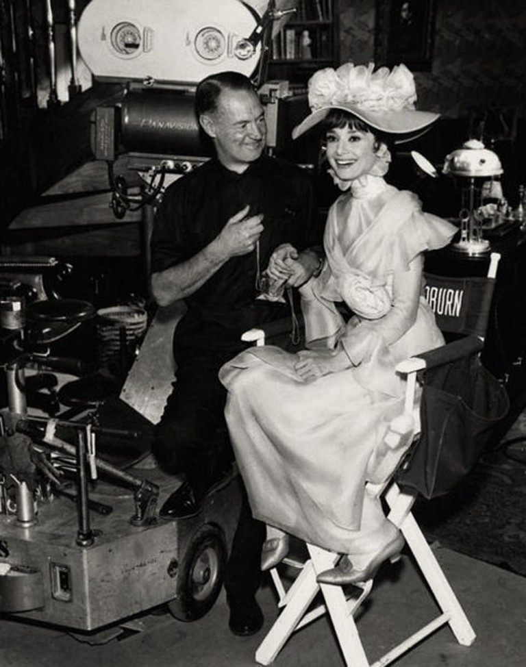 On the set of My Fair Lady | © Warner Bros. Studio/WikiCommons
