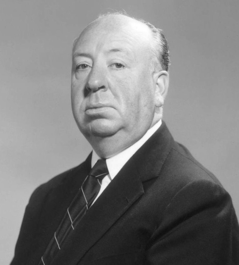 Alfred Hitchcock | © Public Domain/WikiCommons