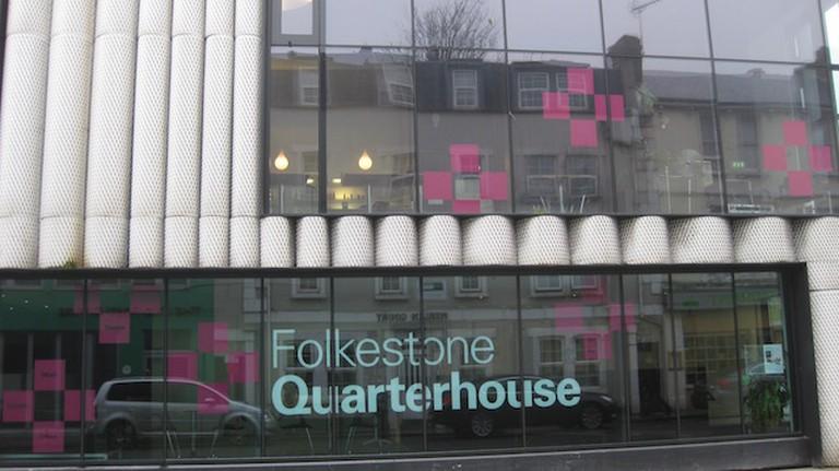 Folkestone Quarterhouse, Tontine Street   © Kate Jefford