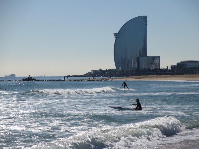 Barceloneta | Courtesy of Tamara Kiewiet