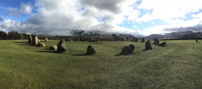 Castlerigg Stone Circle | © Courtney Stanley
