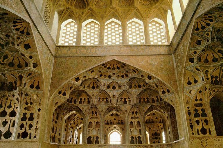 Ali Qapu palace | © Wikicommons