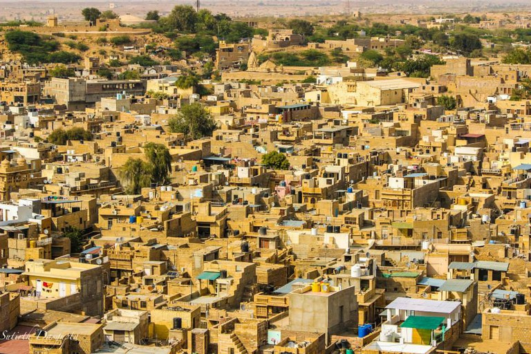 Jaisalmer City | © Sutirth Dasgupta