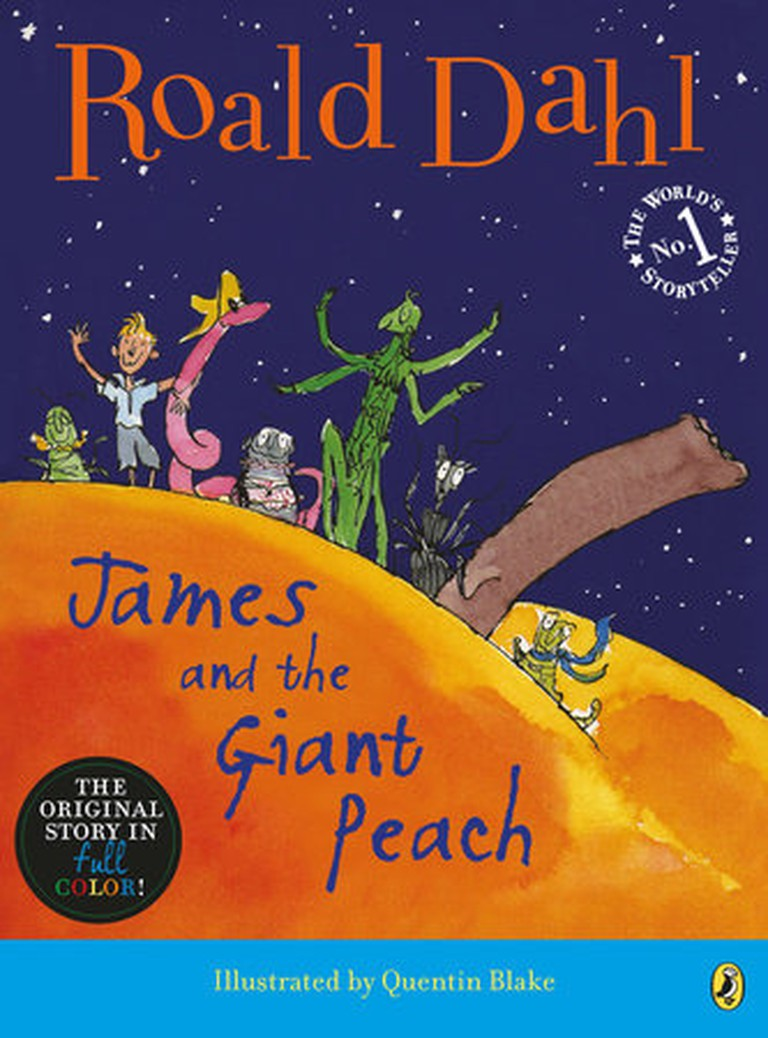 'James and The Giant Peach'|©Penguin/Penguin