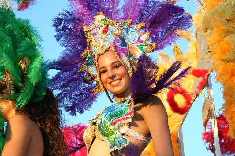 Carnaval in Managua, Nicaragua