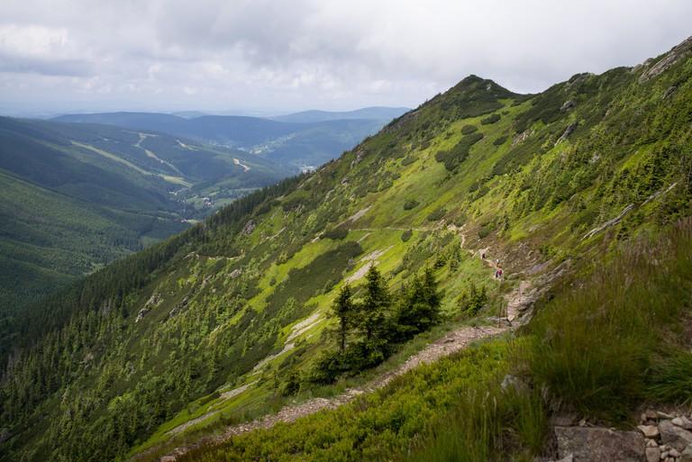 Krkonoše National Park, Czech Republic