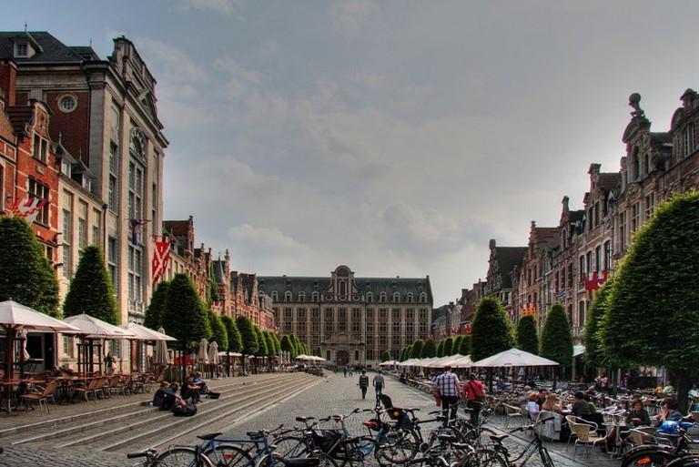 Leuven/©Michiel Jelijs/Flickr