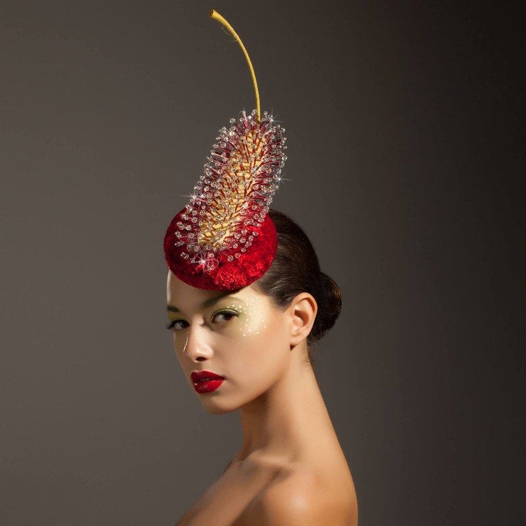 Courtesy of Maor Zabar Millinery