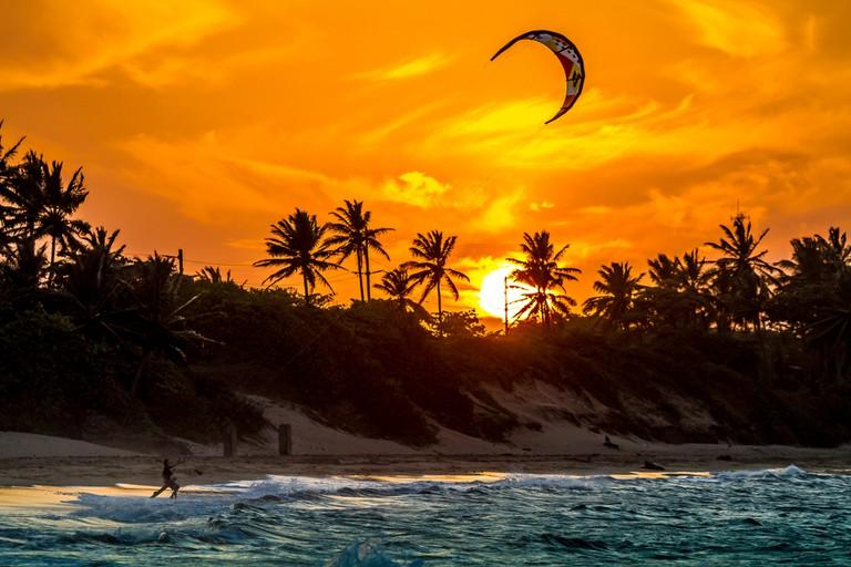 Sunset Surf | Courtesy of Jan Wachtmeester | www.wesharebonaire.com