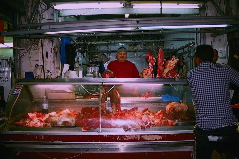 Butcher | © Gabriela Kramer
