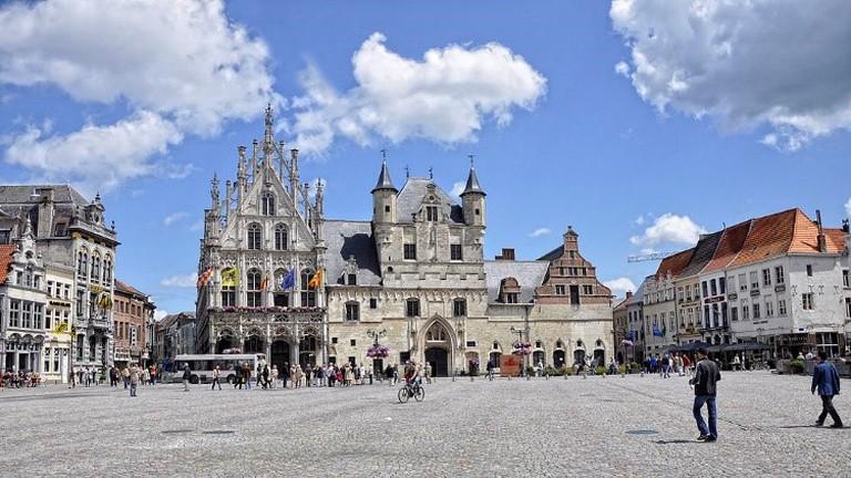 Mechelen/©Paul Hermans/WikiCommons