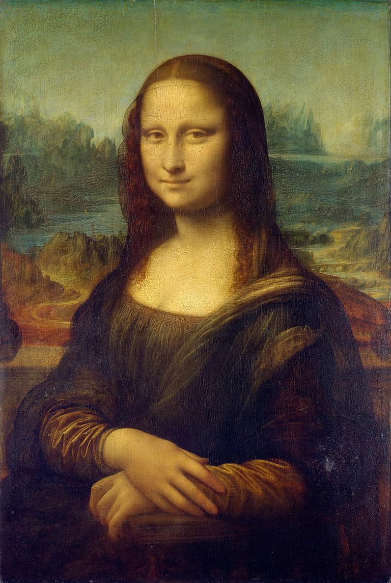 Leonardo da Vinci, 'Mona Lisa', 1503-1506