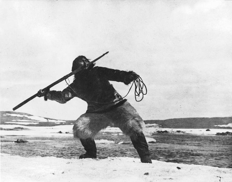 Nanook of the North | © Robert J. Flaherty/WikiCommons