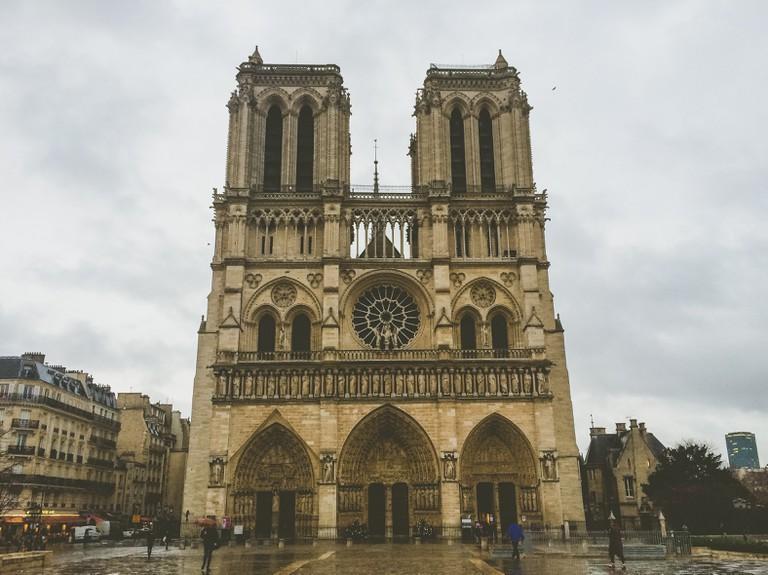 Notre Dame | © Whitney Donaldson