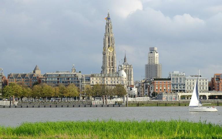 Antwerp|© Jules Grandgagnage/Wikimedia Commons