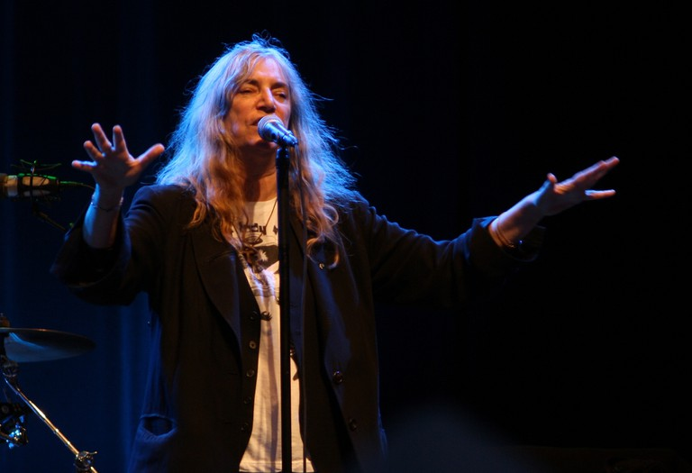 Patti Smith | © Blondinrickard Froberg/Flickr