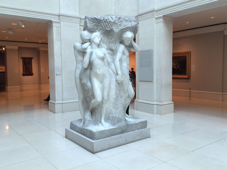 Sculpture of The Solitude of the Soul | Mahwesh Fatima