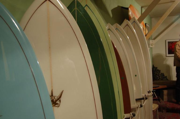 Surf Boards © Di Sanders/Flickr