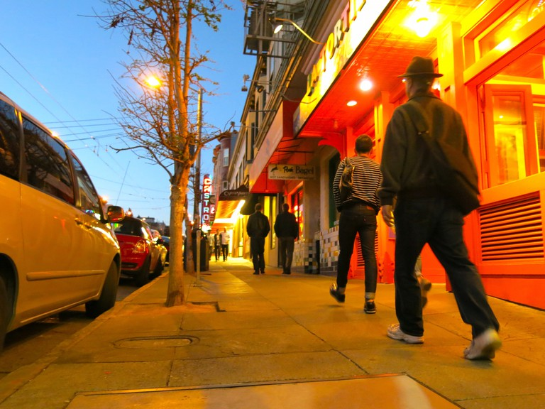 Walking in the Castro © torbakhopper/Flickr