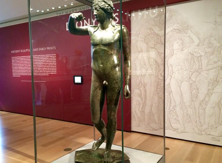 Dionysos | Mahwesh Fatima
