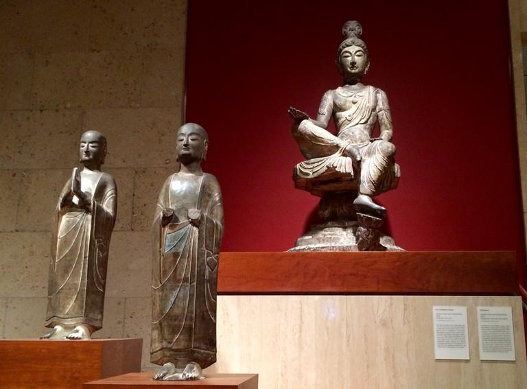 Bodhisattva Sculpture | Mahwesh Fatima