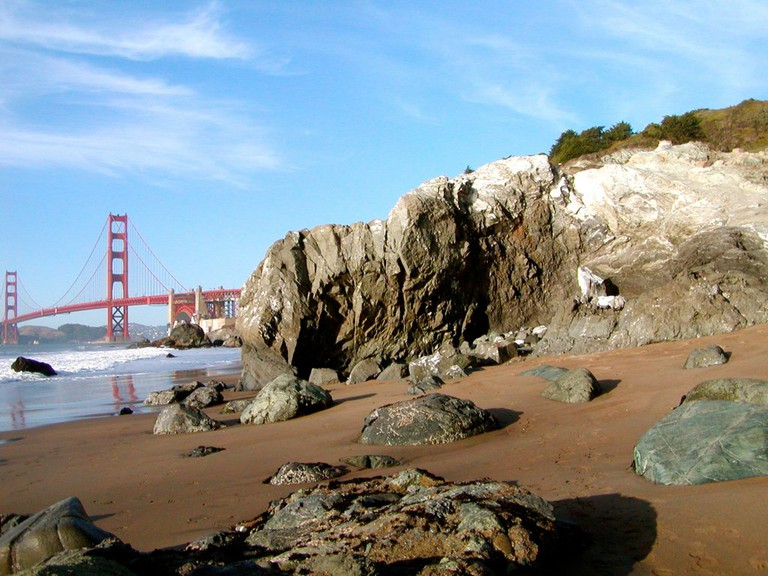 Baker Beach © Thomanication/Flickr