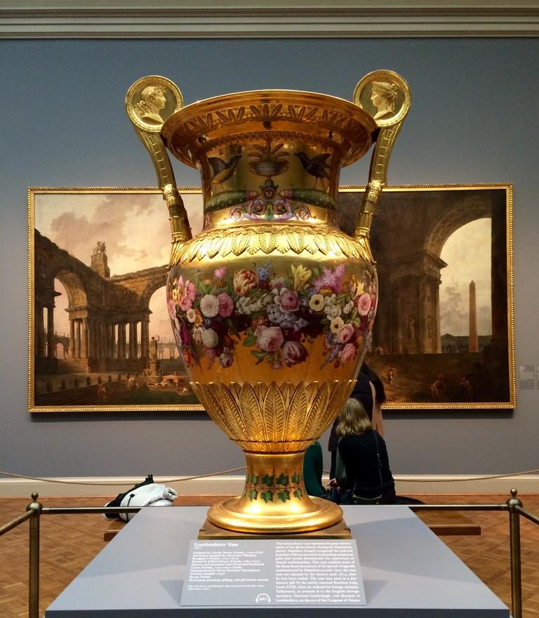 Londonderry Vase | Mahwesh Fatima