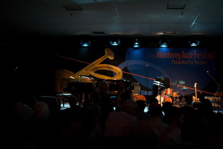 Monterey Jazz Festival | © Kazuho Okui/Flickr