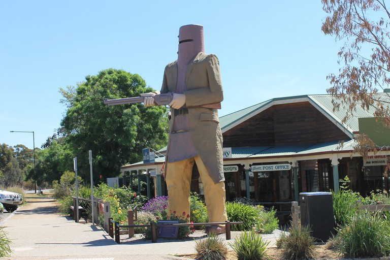 Ned Kelly, Glenrowan