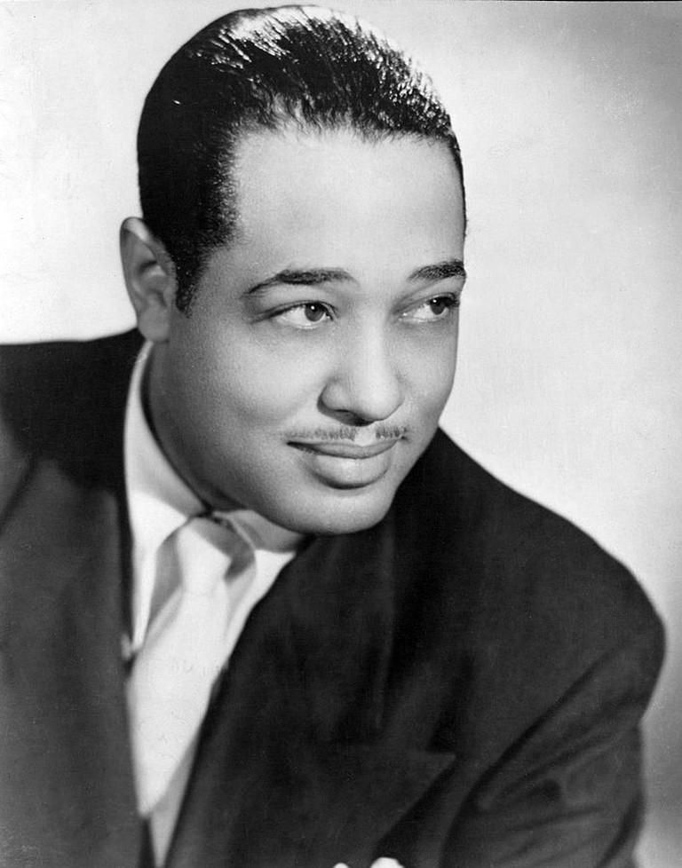 Photo of Duke Ellington| © William Morris Agency (management)/wikicommons