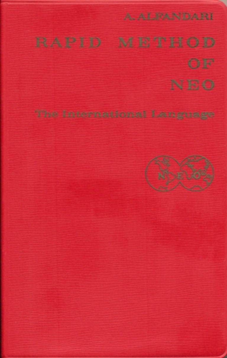 Cover of the Rapid Method of Neo | © WikiCommons