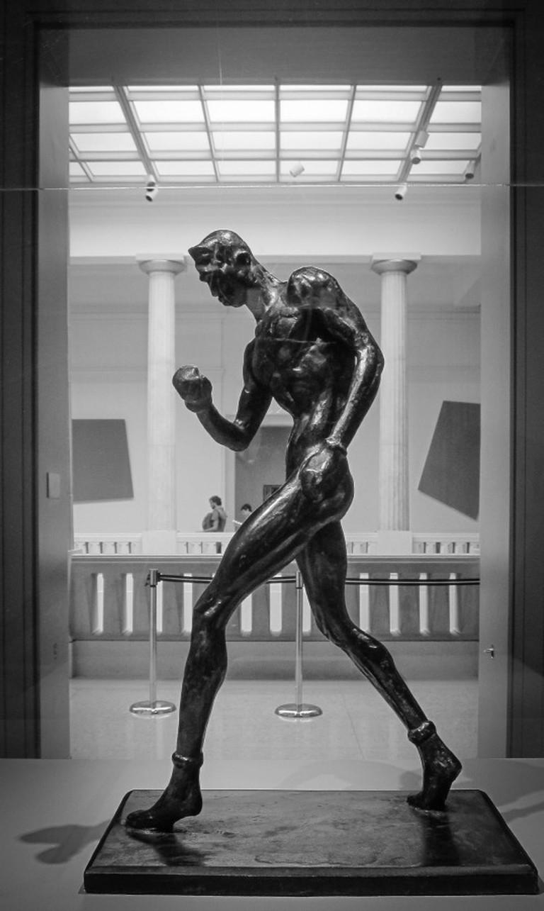 Richmond Barthé, The Boxer, 1942 | © Sharon Mollerus/flickr