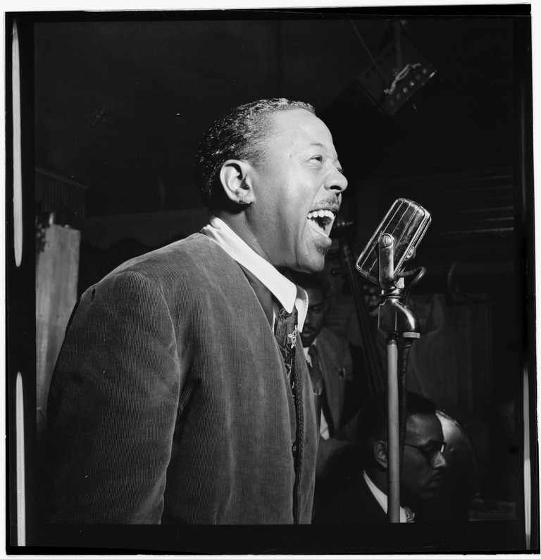 Roy Eldridge, Spotlite (Club), New York| © William P . Gottlieb/wikicommons