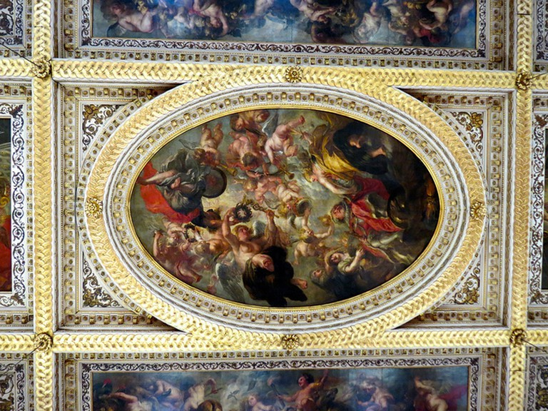 Peter Paul Rubens, Rubens Ceiling, Banqueting House, c. 1629-1635 | © Tracey & Doug/Flickr