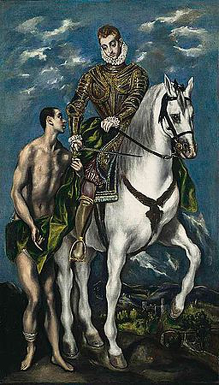 © El Greco /Wiki Commons