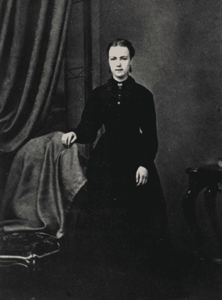 Laure Conan | Bibliothèque et Archives nationales du Québec