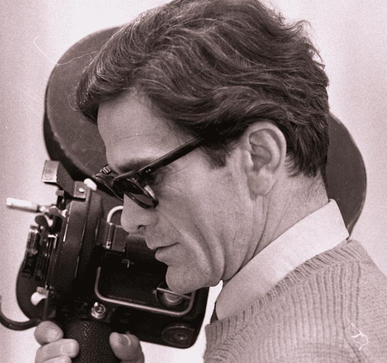 Pier Paolo Pasolini | © 九间/Flickr