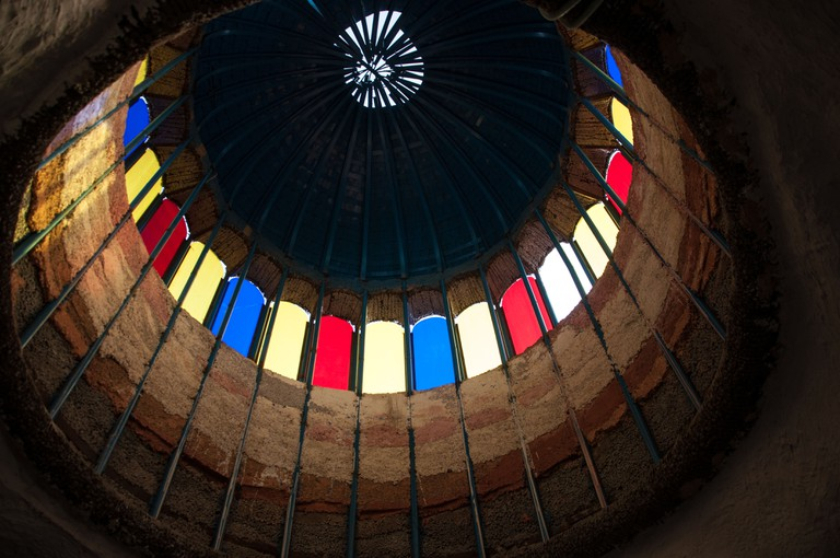 Stained Cupola