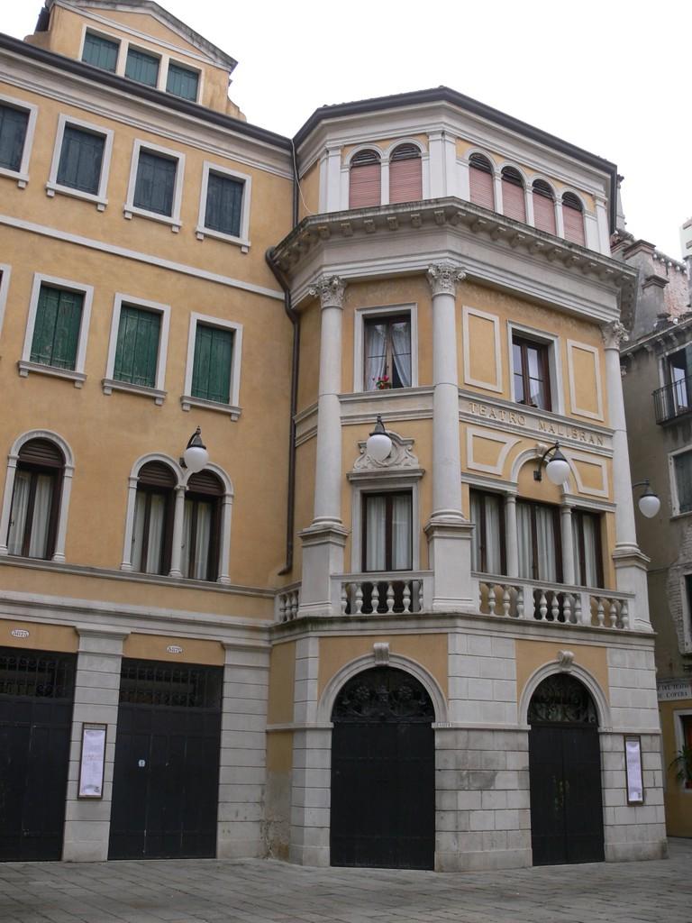 Teatro Malibran, Venice